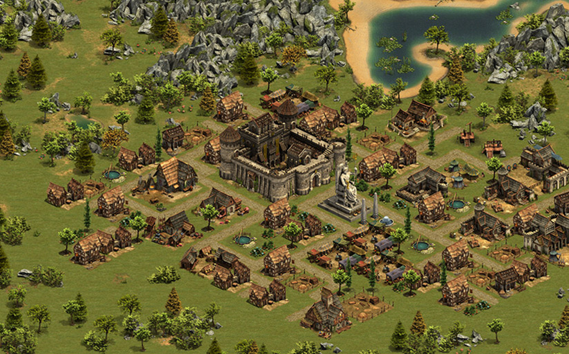 Gry Mamo to ja Forge Of Empires